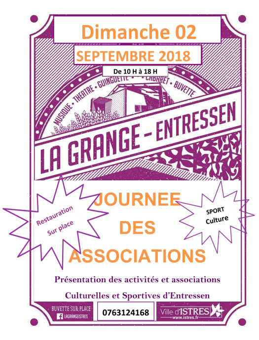 affiche journee des associations
