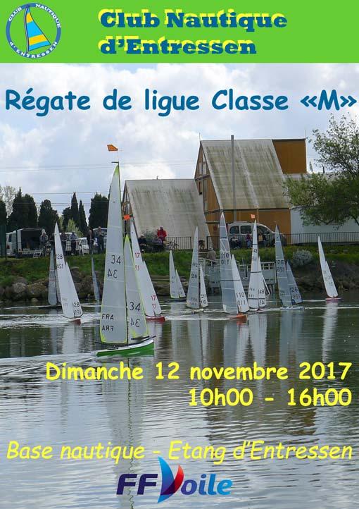 Affiche regate VRC classe M